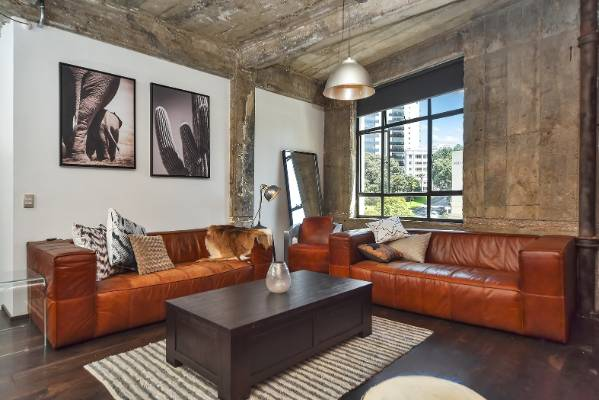 Apartment Renovations Can Really Pay Off As This Loft Style Project Shows