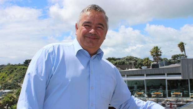 Ray White salesperson Jeff Hazell is expecting Waiheke's gentrification to gather pace.