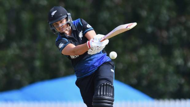 Suzie Bates says the White Ferns are top contenders for next month's Cricket World Cup.