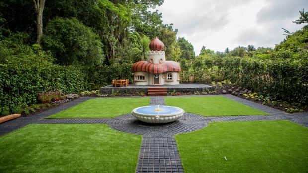 Hamilton Gardens sprout new adventure playground | Stuff.co.nz