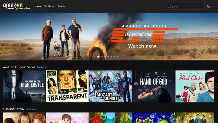 Amazon launches Prime Video in New Zealand | Stuff co nz