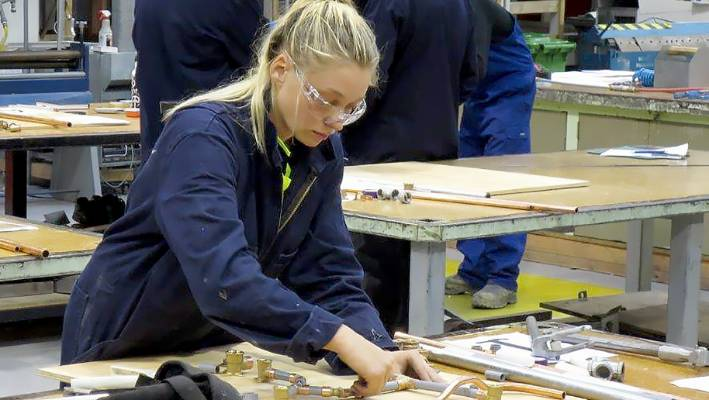 Greg Wallace: Get trainee plumbers learning on the job more