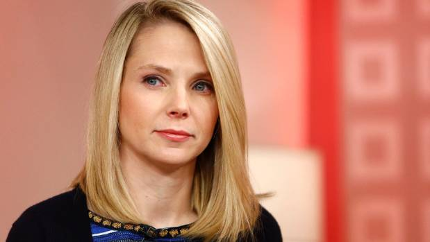 Marissa Mayer had been an early employee and fast-rising star at Google.