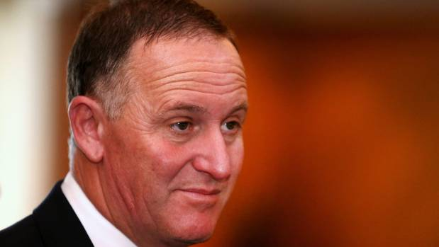Former Prime Minister John Key questioned whether people would want tinny houses at the end of their street.
