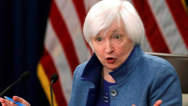 Federal Reserve Chair Janet Yellen's decisions affect the long-term rates available in New Zealand.