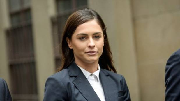 Yahoo7 reporter Krystal Johnson has been found guilty of contempt of court.