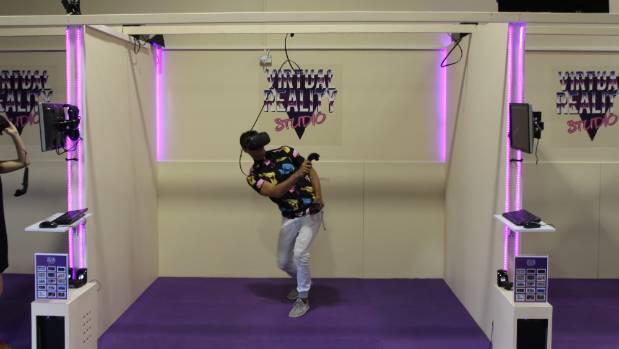 Virtual Reality Studio Bringing Arcades Into The Future
