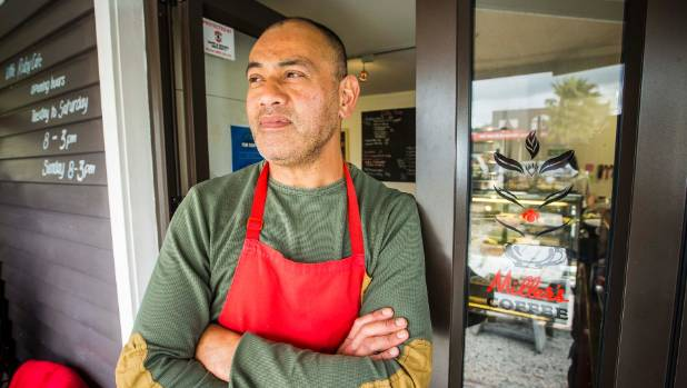 Felix Krause, former owner and operator of popular Mangere Bridge cafe Ruby Red was forced to move out of Auckland due ...