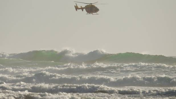 Search called off for missing Piha swimmer