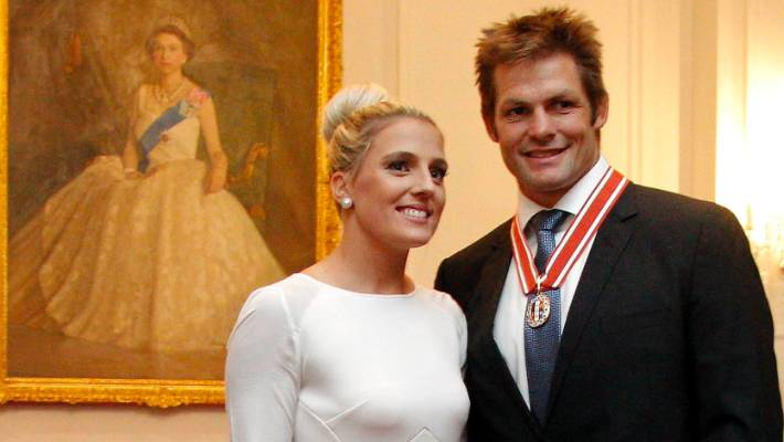 $2.5m Home For All Black Star Richie McCaw And Fiancee