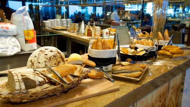 Kilos Of Taste By The Thousand As Ovation Of The Seas