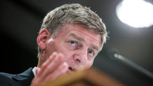 Prime Minister Bill English has defended the Government's decision to grant Peter Thiel citizenship.