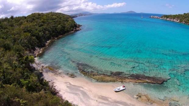 Lovango Cay.