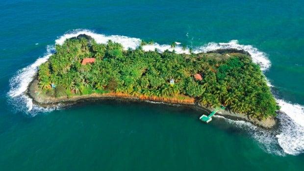 Cayo Iguana island.
