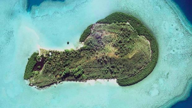 The Mavuva Island Lots.