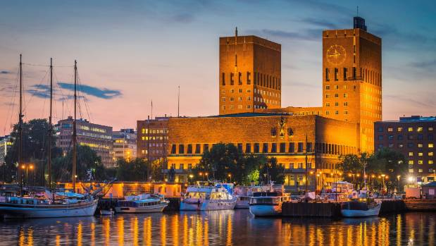 Oslo ranks among the world's most expensive cities.