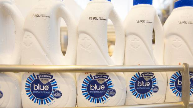 Slight drop in global dairy prices