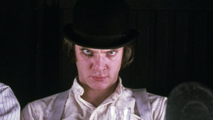 TV Review: Next of Kin   Stuff.co.nzMalcolm Mcdowell Clockwork Orange Eyes