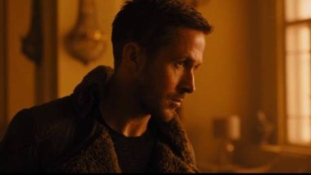 Blade Runner 2049 - Watch Harrison Ford and Ryan Gosling in new trailer