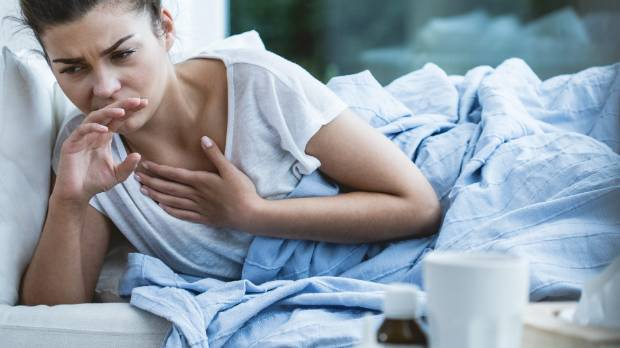 Another case of whooping cough has been diagnosed in a college student from the Wellington region.