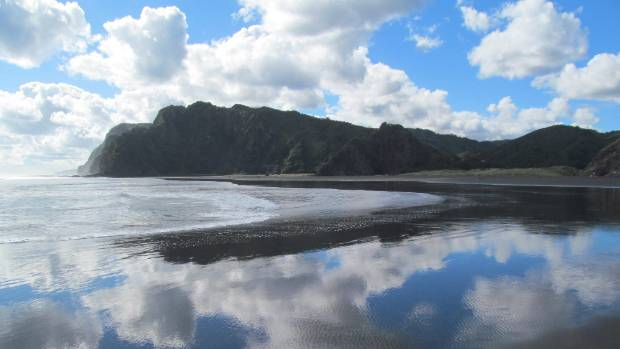 Karekare is one of the world's best beaches right in our backyard.