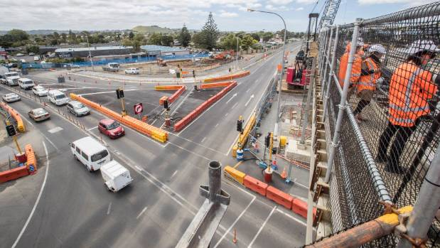 The NZTA has several major road and motorway improvement projects underway in Auckland.