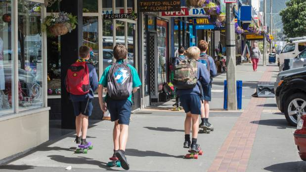 Tawa's CBD could be rejuvenated now that it will officially overcome a Business Improvement District.;