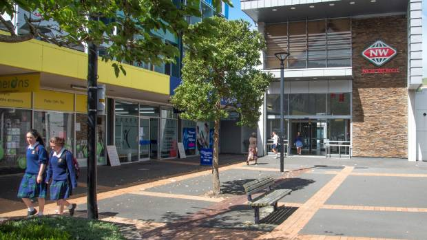 Tawa's revamped centre could get a further upgrade..