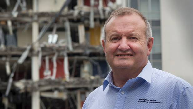 Wellington Region Emergency Management Office regional manager Bruce Pepperell says some regions would be easier to ...