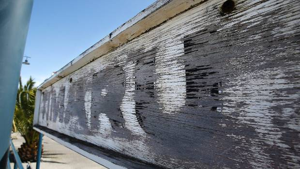 The area around Timaru's train station could be set for a spruce up.