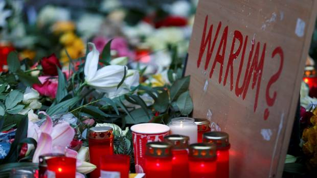 Berlin Christmas market attack suspect was monitored by security services