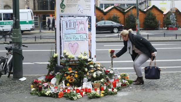 Angela Merkel: Berlin Christmas market tragedy a