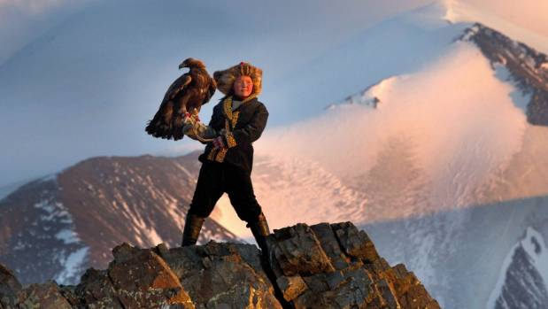The Eagle Huntress has already won many awards around the globe and is expected to be nominated for an Oscar for Best ...