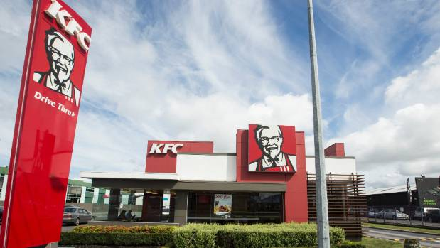 Image result for KFC NZ