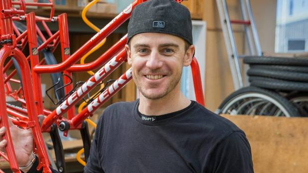 Marc Ryan: World champion cyclist and Legend of South Canterbury.