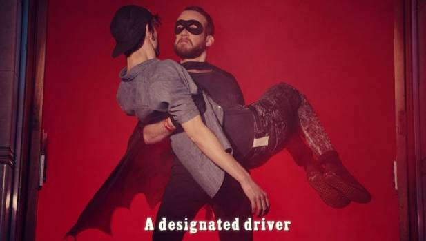Coca-Cola's Designated Drivers campaign is being piloted in Auckland and Wellington over summer.
