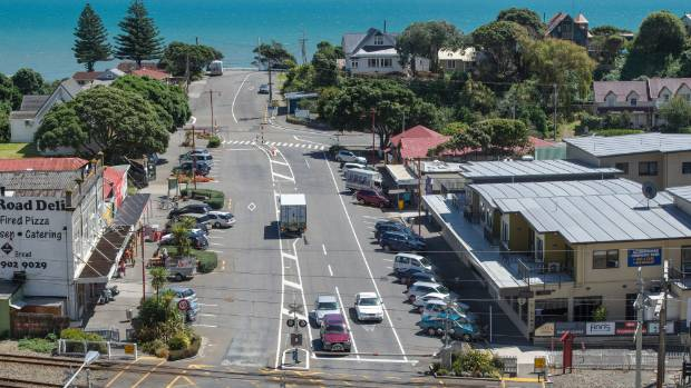 Paekakariki property values have risen rapidly in recent years. The average value on the Kapiti Coast for December was ...