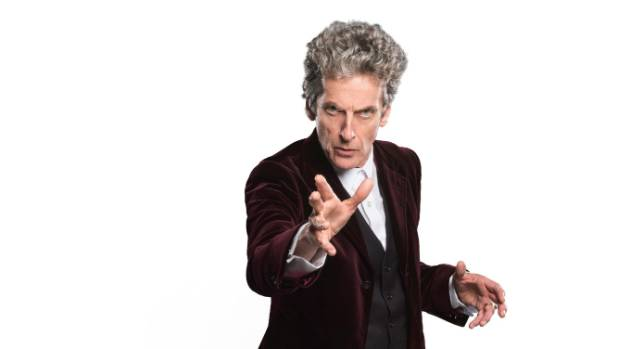 Peter Capaldi believes actors should be constantly looking for new ways to do things