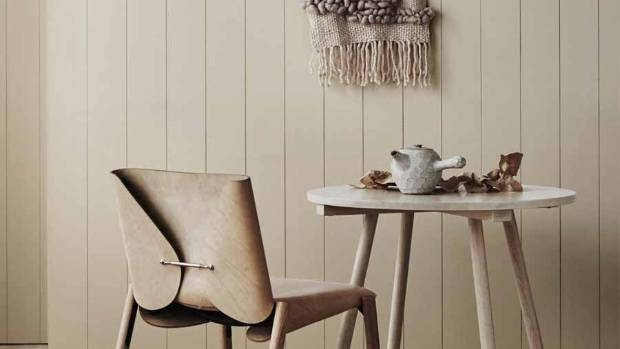 """Walls says this """"beige on beige"""" colour theme has just been given new life."""