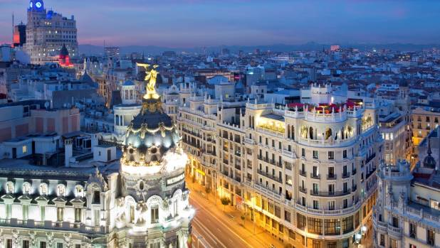 Room Review The Principal Madrid Spain
