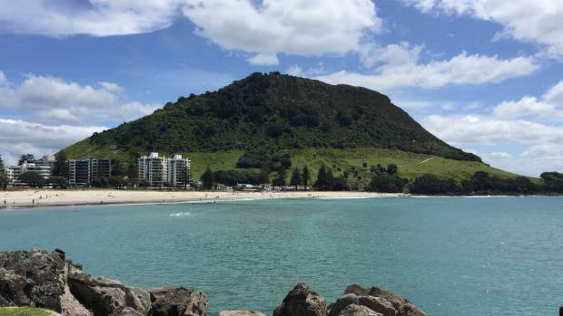 Mount Maunganui is expected to have a run of sunny days, through until at least Anzac Day.