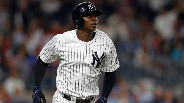New York Yankees shortstop Didi Gregorius will be in New Zealand next month.