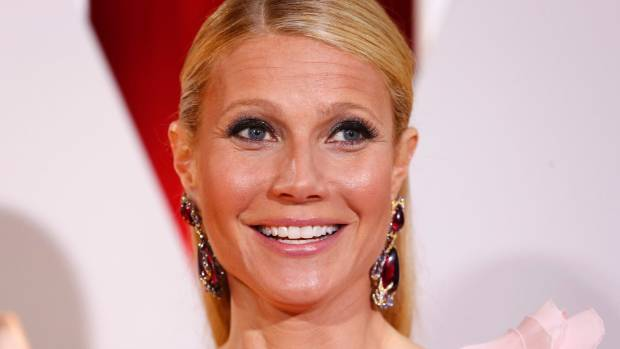 NASA accuses Gwyneth Paltrow of fraud