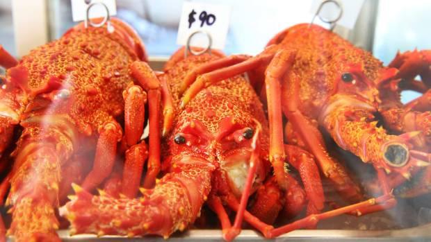 Crayfish suddenly get super popular towards the end of December.