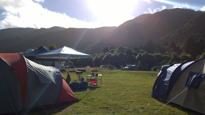 e49343ac821 Campers heading back to Otaki Forks for summer now road is open ...