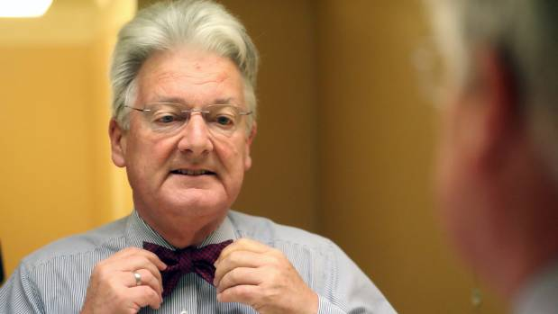 The quiff belonging to outgoing Ohariu MP, Peter Dunne, pictured, has been lauded as a feat of hairdressing by ...