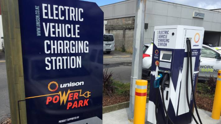 More Charging Stations But Only 1900 All Electric Cars In Nz
