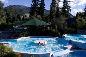 The cafe at Hanmer Springs Thermal Pools and Spa has received a facelift.