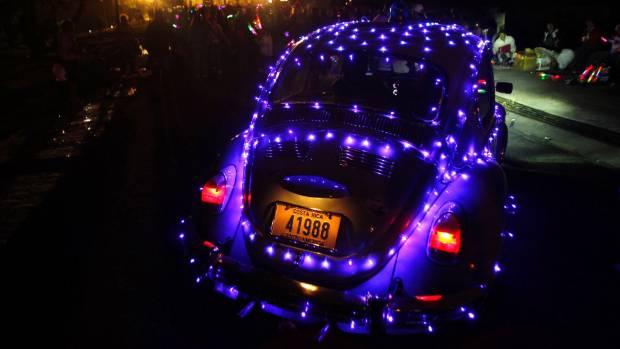 christmas car stuff