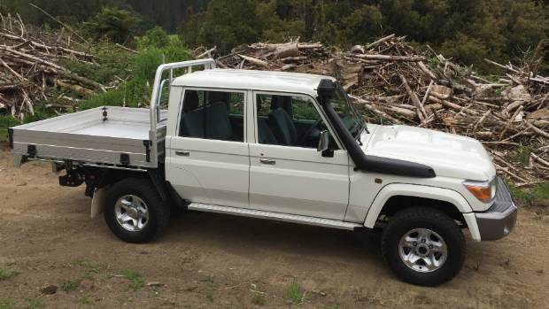 The Toyota Land Cruiser 70 Series Facelifted For More Comfort But Still One Of
